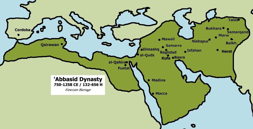 Abbasid-Caliphate