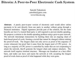 Bitcoin-paper