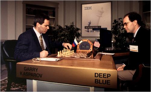 Kasparov-DeepBlue