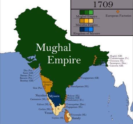 mughal-aurangzeb