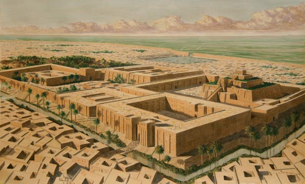 reconstruction-sumerian-city-ur