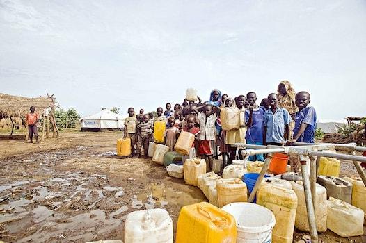 no-water-queue